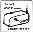 radio x Single Flyer Logo